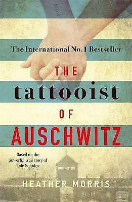 Tattooist of Auschwitz, Morris, Heather