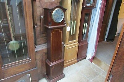 Grandmother  /Granddaughter  Clock  Very small westminster chimes  I yr warranty