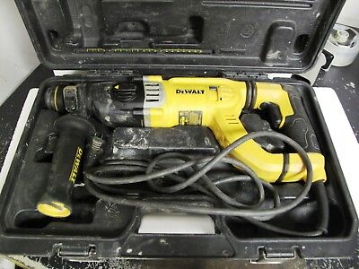 Dewalt D25263 3 Mode D-Handle SDS Rotary Hammer Drill With Carry Case