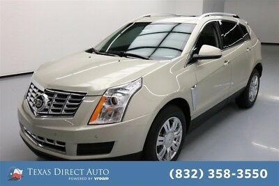 2015 Cadillac SRX Luxury Collection Texas Direct Auto 2015 Luxury Collection Used 3.6L V6 24V Automatic FWD SUV Bose