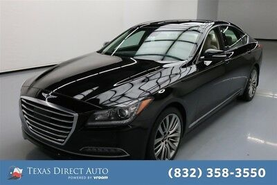 2017 Hyundai Genesis 5.0L Ultimate Texas Direct Auto 2017 5.0L Ultimate Used 5L V8 32V Automatic RWD Sedan Premium