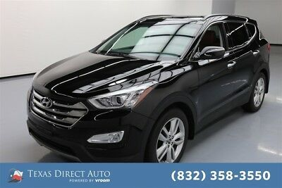 2014 Hyundai Santa Fe 2.0T Texas Direct Auto 2014 2.0T Used Turbo 2L I4 16V Automatic FWD SUV Moonroof