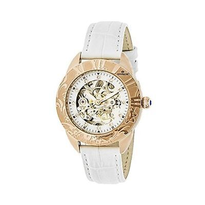 Empress Women's Jeweled Chinese Automatic Movement 316L Surgical-Quality Stainle