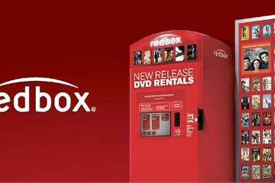 3 Redbox codes MOVIE RENTAL PROMO Expires 12/17/18 RENT MOVIES ONLINE OR KIOSK