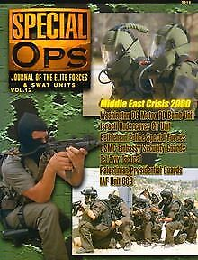 Special Ops: v. 12: Journal of the Elite Forces and... | Buch | Zustand sehr gut
