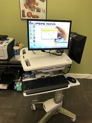 Diopsys Nova Neuro Optic Vision Assessment Testing VEP System for Optometry