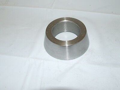 """Ammco Brake Lathe 4776 Centering Cone Adapter 1-7/8"""" Arbor 2.75"""" to 3.344"""""""