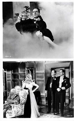 Veronica Lake 2 Each Original 1942 Gelatin Silver Photographs I Married A Witch