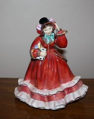 Royal Doulton Porcelain Figurine Christmas Time Hn 2110 – 1St Quality