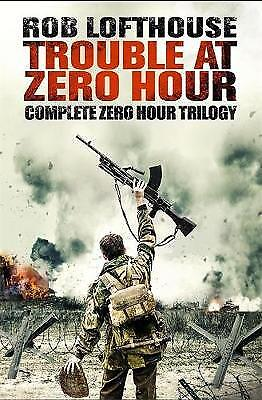 Trouble at Zero Hour, Rob Lofthouse