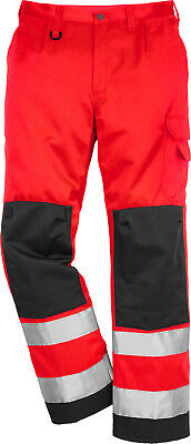Fristads Kansas 100002-396 High Vis Bundhose 2001 TH - Gr.48-56 - Warnschutz