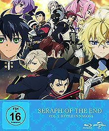 Seraph of the End: Battle in Nagoya Vol. 2 / (Ep. 13... | DVD | Zustand sehr gut