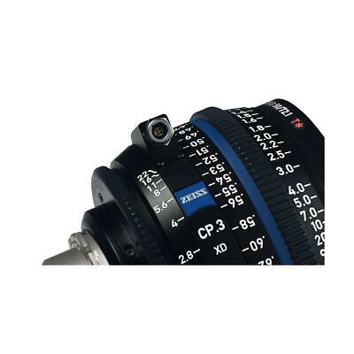 Zeiss 15mm T2.9 CP.3 XD Compact Prime Cine Lens (Feet) with PL Bayonet Mount