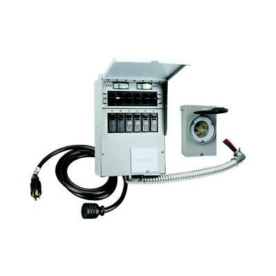 *Reliance Back-Up Power Transfer Switch Kit 306LRK 6 Circuit Complete PROTRAN 2