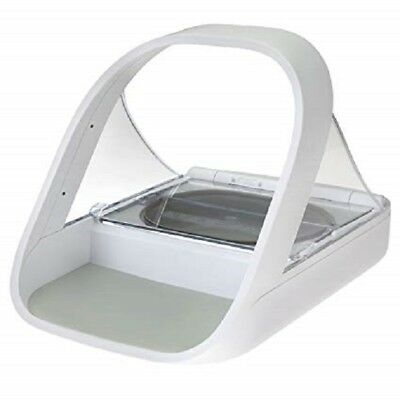 SureFeed Microchip Small Dog & Cat Feeder, White  - Brand NEW -- FREE SHIPPING