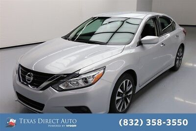 2017 Nissan Altima 2.5 SV Texas Direct Auto 2017 2.5 SV Used 2.5L I4 16V Automatic FWD Sedan