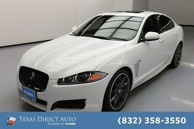 2015 Jaguar XF 3.0 Sport 4dr Sedan Texas Direct Auto 2015 3.0 Sport 4dr Sedan Used 3L V6 24V Automatic RWD Sedan