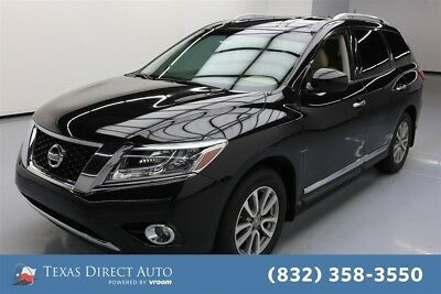 2016 Nissan Pathfinder SL Texas Direct Auto 2016 SL Used 3.5L V6 24V Automatic FWD SUV