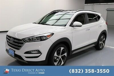 2017 Hyundai Tucson Limited Texas Direct Auto 2017 Limited Used Turbo 1.6L I4 16V Automatic FWD SUV Moonroof