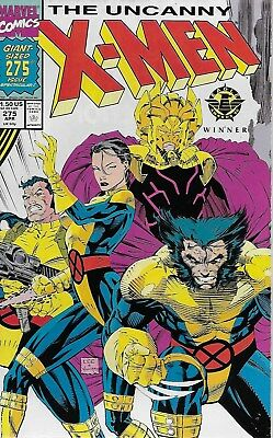 The Uncanny X-Men (Vol.1) No.275 / 1991 Starjammers / Chris Claremont & Jim Lee