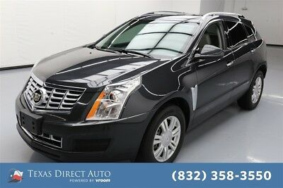 2015 Cadillac SRX Luxury Collection Texas Direct Auto 2015 Luxury Collection Used 3.6L V6 24V Automatic FWD SUV