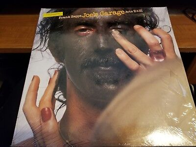 "Frank Zappa, Joe's Garage Acts II & III; 12"" 1979 Sealed 2 LP"