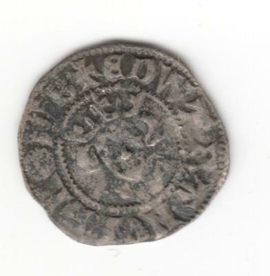 CANTERBURY MINT LONG CROSS MEDIEVAL SILVER PENNY MINT £1 start english