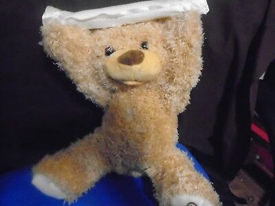 Peek A Boo Teddy Bear Children  Soft Plush Toy Free Shipping from Pittsburgh,PA