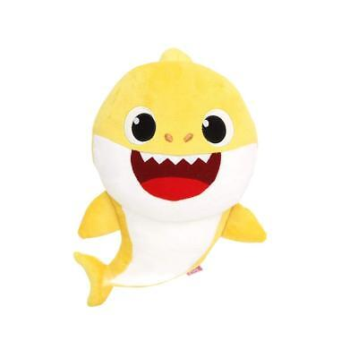 Pinkfong Baby Shark Official English Version Song Doll - Yellow Baby Shark