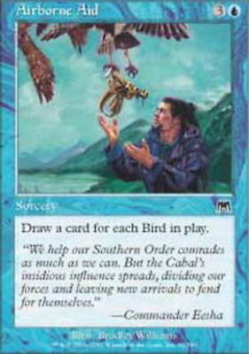 Foil ~ Lightly Played Onslaught UltimateMTG Magic Blue Ca Artificial Evolution