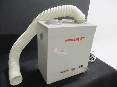 Used Handler 62 Dental Laboratory Dust Collector Collection System  - Best Price