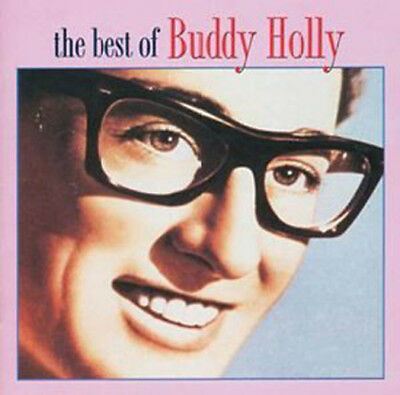 Buddy Holly The Best Of Cd Rock Pop 2002 Brand New