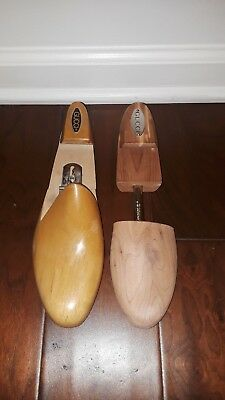 Gucci Hardwood Shoe Tree Forms Size 41 D. Mackay New York & Rochester Shoe Tree