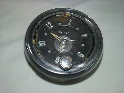 1953 1954 Chevy Dash Clock New Haven   -  224CH