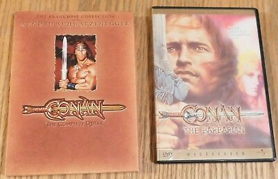 Conan The Complete Quest Conan The Barbarian / Franchise / Free Shipping