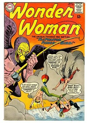 Wonder Woman #150 (1964) Fine+ New DC Silver Age Collection