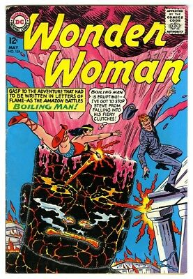 Wonder Woman #154 (1965) Fine+ New DC Silver Age Collection