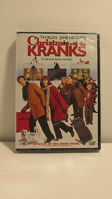 Christmas with the Kranks (2004) - Tim Allen and Jamie Lee Curtis: New DVD