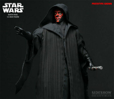 Star Wars~Darth Maul & Sith Probe Set~Sixth Scale Figure~Exclusives~Sideshow~Mib