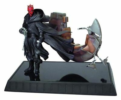 Star Wars~Darth Maul With Bloodfin~Statue~Le 2250~Gentle Giant Ltd~Mib