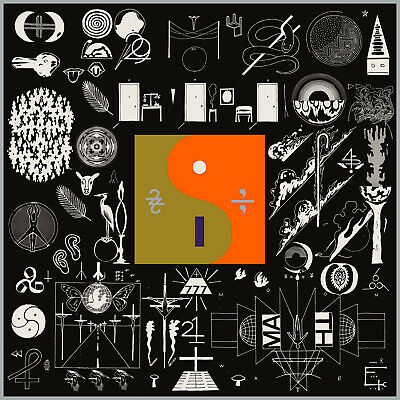 Audio Cd Bon Iver - 22, A Million