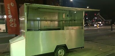 5ft x 7ft Mobile Catering Trailer