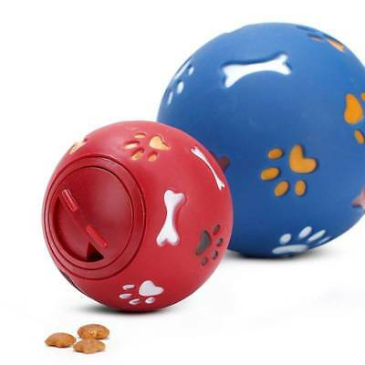 Pet Leakage Food Ball Dog Puppy Toy Shrieking Puzzle Resistant Teeth Bite Toys C