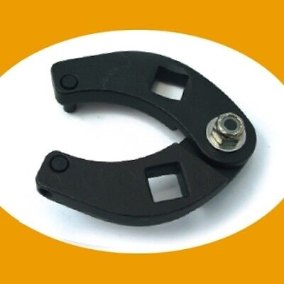 """Small Face Pin Spanner Wrench (1/2"""" drive) Gland Packing Nut Adjustable Tool"""