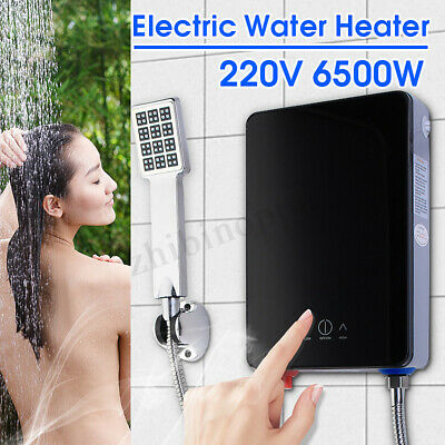 Instant Hot Water Heater Electric Tankless On Demand House Shower Sink