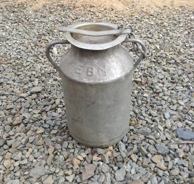 Vintage French Milk Churn - Wedding, Garden Planter, Coal Scuttle (2567)