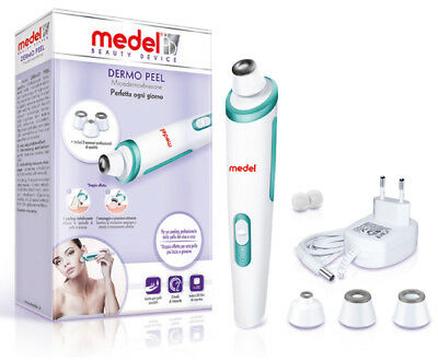 MEDEL Beauty Device - DERMO PEEL - Mircodermoabrasione