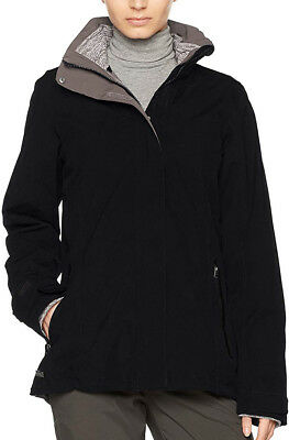 Regatta Calyn Stretch 3 In 1 Womens Waterproof Jacket - Black