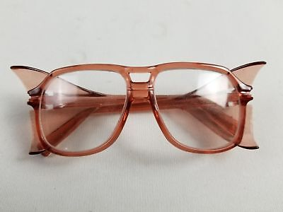 15be63465ea VINTAGE TITMUS Z87 Safety Glasses With Side Shields! With Close-Up ...