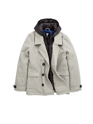 V by Very Pea Coat in Multi Size 15-16 Years